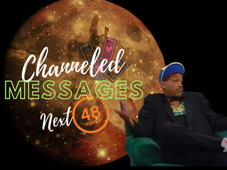 Channeled Messages Next 48 Hrs. Jan 17-19