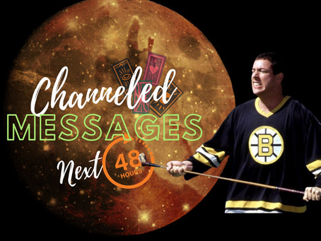 Channeled Messages Jan 26-28