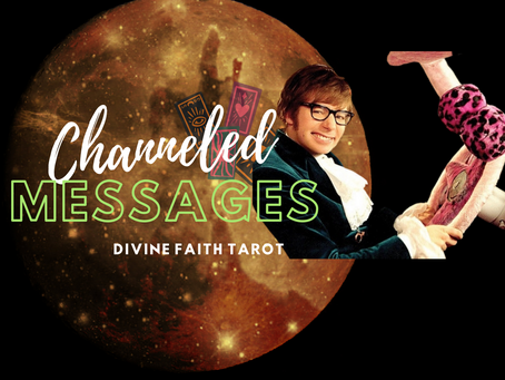 Channeled Messages Jan 7-9