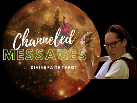 Channeled Messages Dec 31-Jan 2 2021