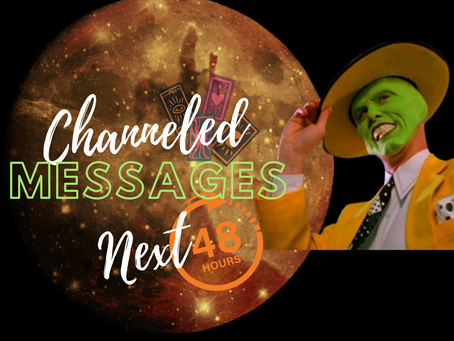 Channeled Messages Next 48hrs. Jan 10-12
