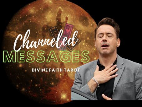 Channeled Messages 24-26