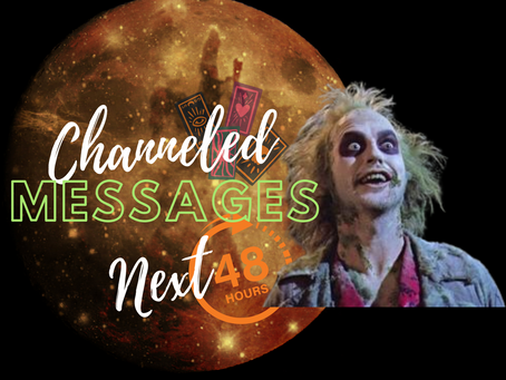 Channeled Messages Next 48Hrs. Jan 13-15