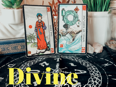 The Divine Brew Sept 9: Leave Your Old Life Behind