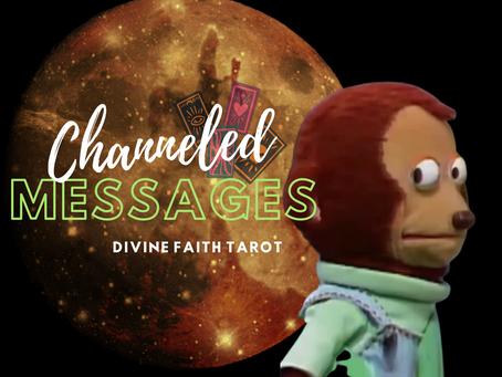 Channeled Messages Dec 1-3