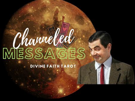 Channeled Messages Nov 15-17