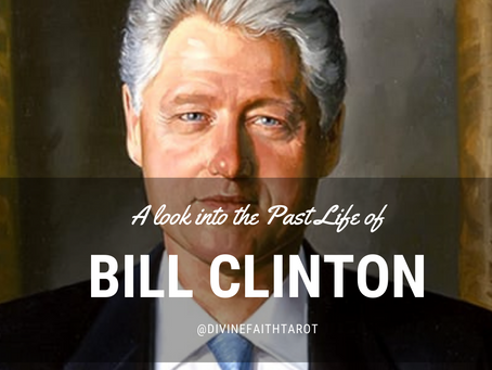 The Past Life of Bill Clinton