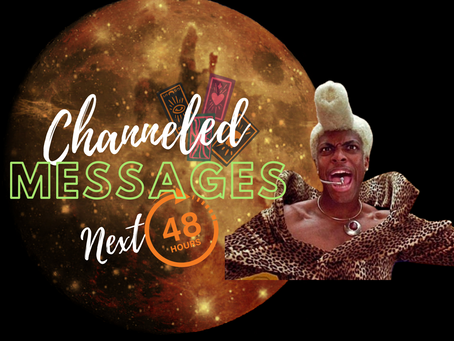 Channeled Messages Jan 20-22