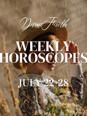 Weekly Horoscopes July 22-28 'Daydreaming Will Be Your Downfall, Snap out of It'