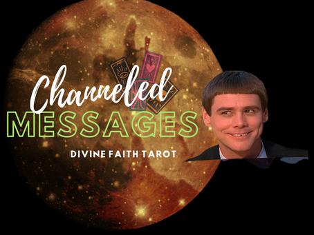 Channeled Messages Nov 24-26