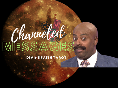 Channeled Messages Dec. 21-23
