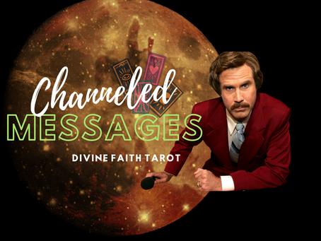 Channeled Messages Nov 26-28