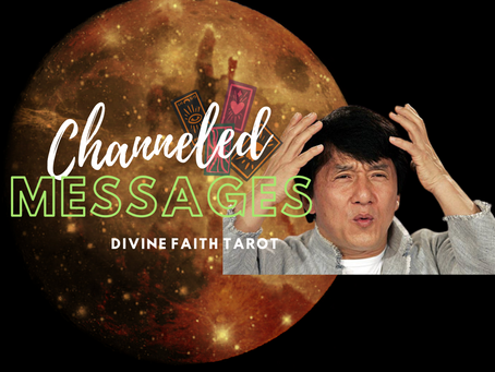 Channeled Messages Dec 27-29
