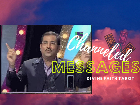 Channeled Messages 18-20