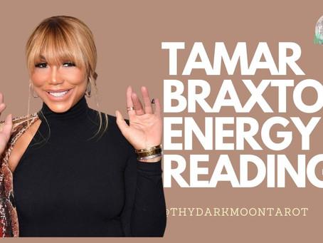 Past Life Reading on Tamar Braxton