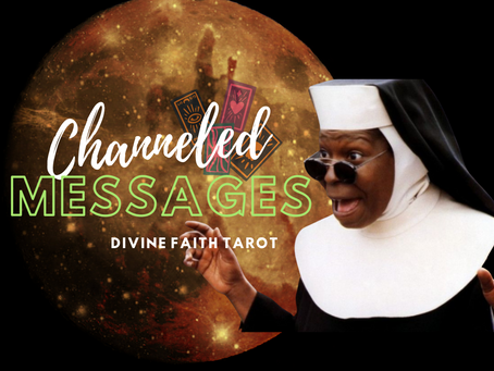 Channeled Messages Dec 15-17