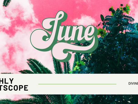 June Monthly Tarotscope