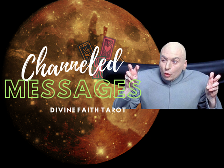 Channeled Messages Jan 4-6
