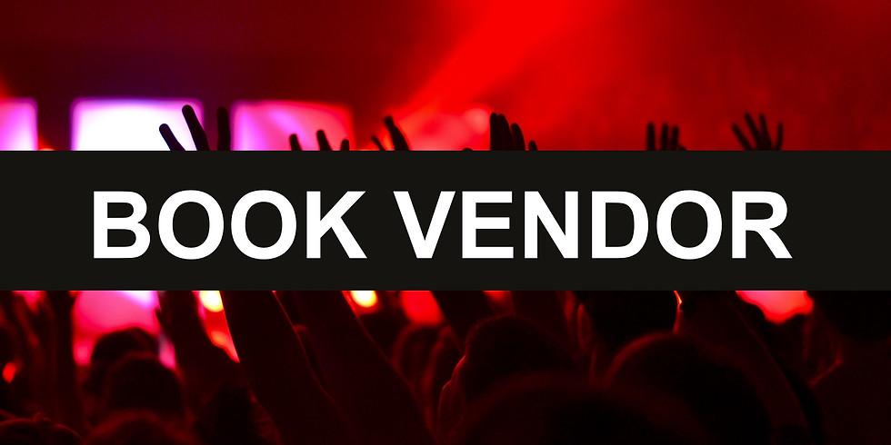 """""""No More Secrets - Book Vender"""