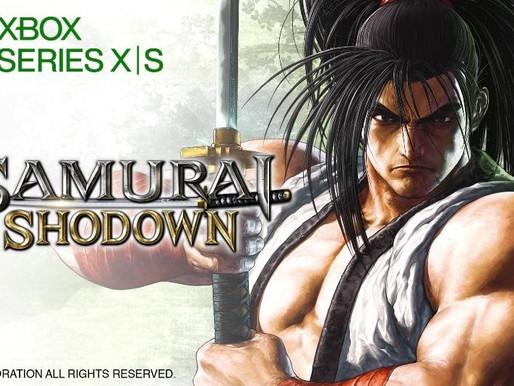 SNK anuncia Samurai Shodown para Xbox Series X/S