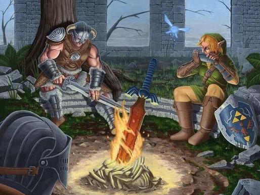 Glossário para termos de RPG/Ficção
