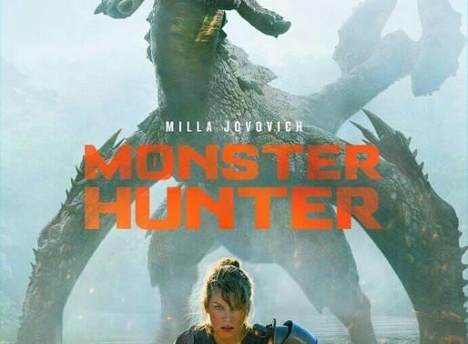 """Trailer e pôster de """"Monster Hunter"""" são divulgados"""