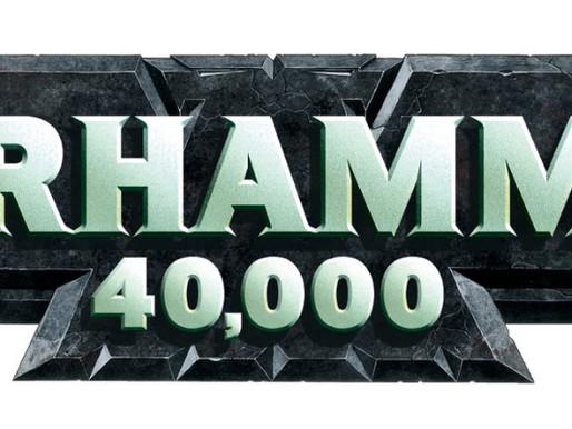 RPG | Warhammer 40,000 – Pelo imperador!