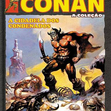 Saque sua espada e desbrave a era hiboriana com Conan