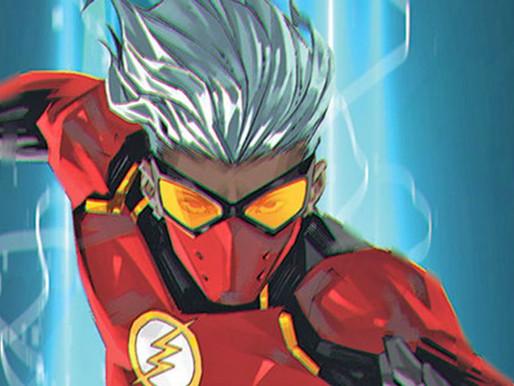 DC Comics apresenta um Flash não-binário no Future State