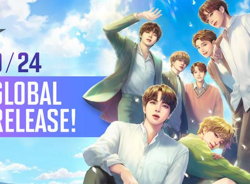 BTS Universe Story da Netmarble chega ao iOS e Android