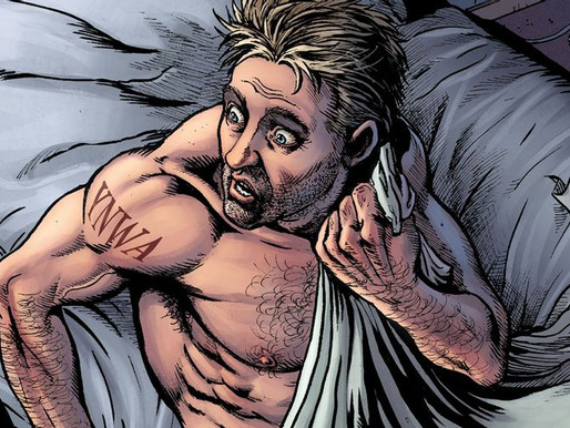 O novo parceiro sexual de John Constantine é absolutamente diabólico