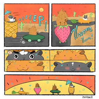 05 Fruit Cruisers