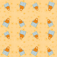guinea pig beach pattern
