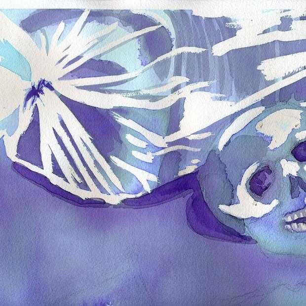 Skull and Bread