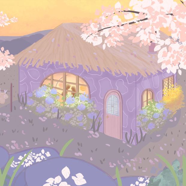 Cherry Blushing Cottage (Exterior)