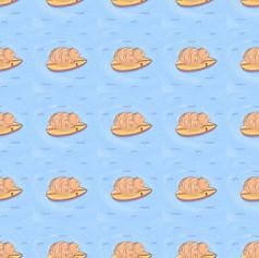 guinea pig surf pattern