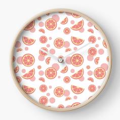 grapefruit pattern