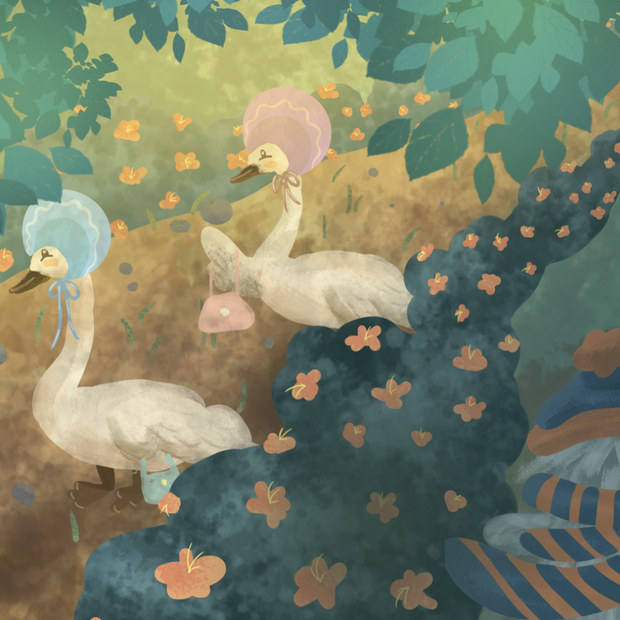 Ugly Duckling 3/6