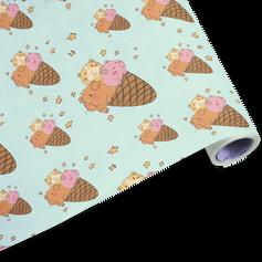 guinea pig ice cream pattern