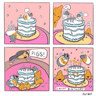 11 Momma's Birthday