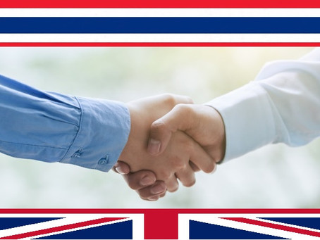 UK and Thailand cooperation in the smart city development