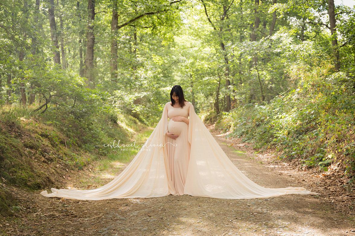 Séance femme enceinte