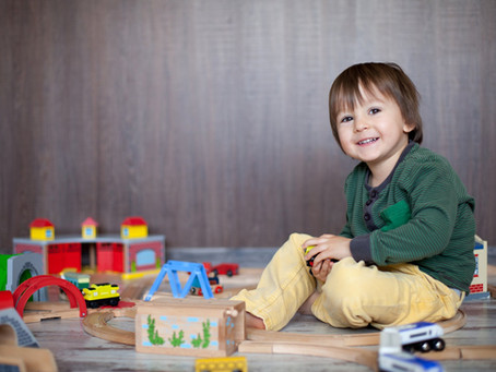 Skills Growth With Dramatic Play at Pinebrook Daycare