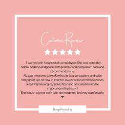 Vanessa Battaglia Google Review