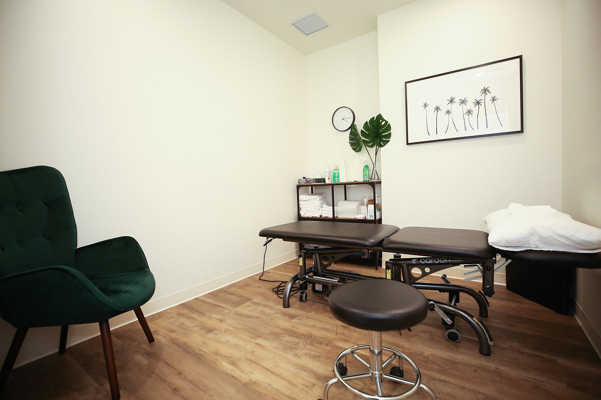 Bump Physio Co. Therapy Room