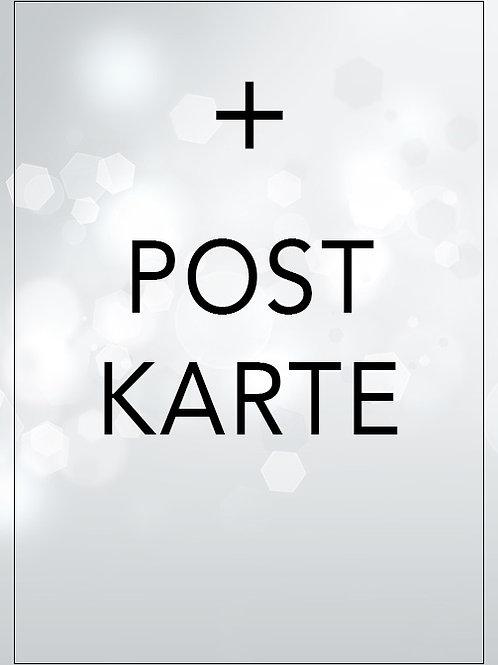 +Postkarte