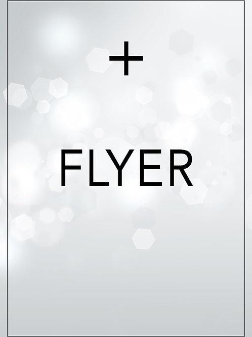 +Flyer