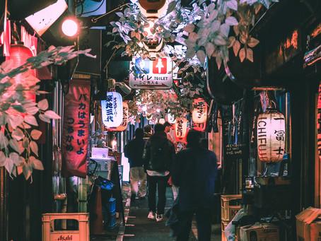 近場で撮るなら新宿駅