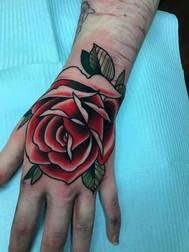 rose handjam