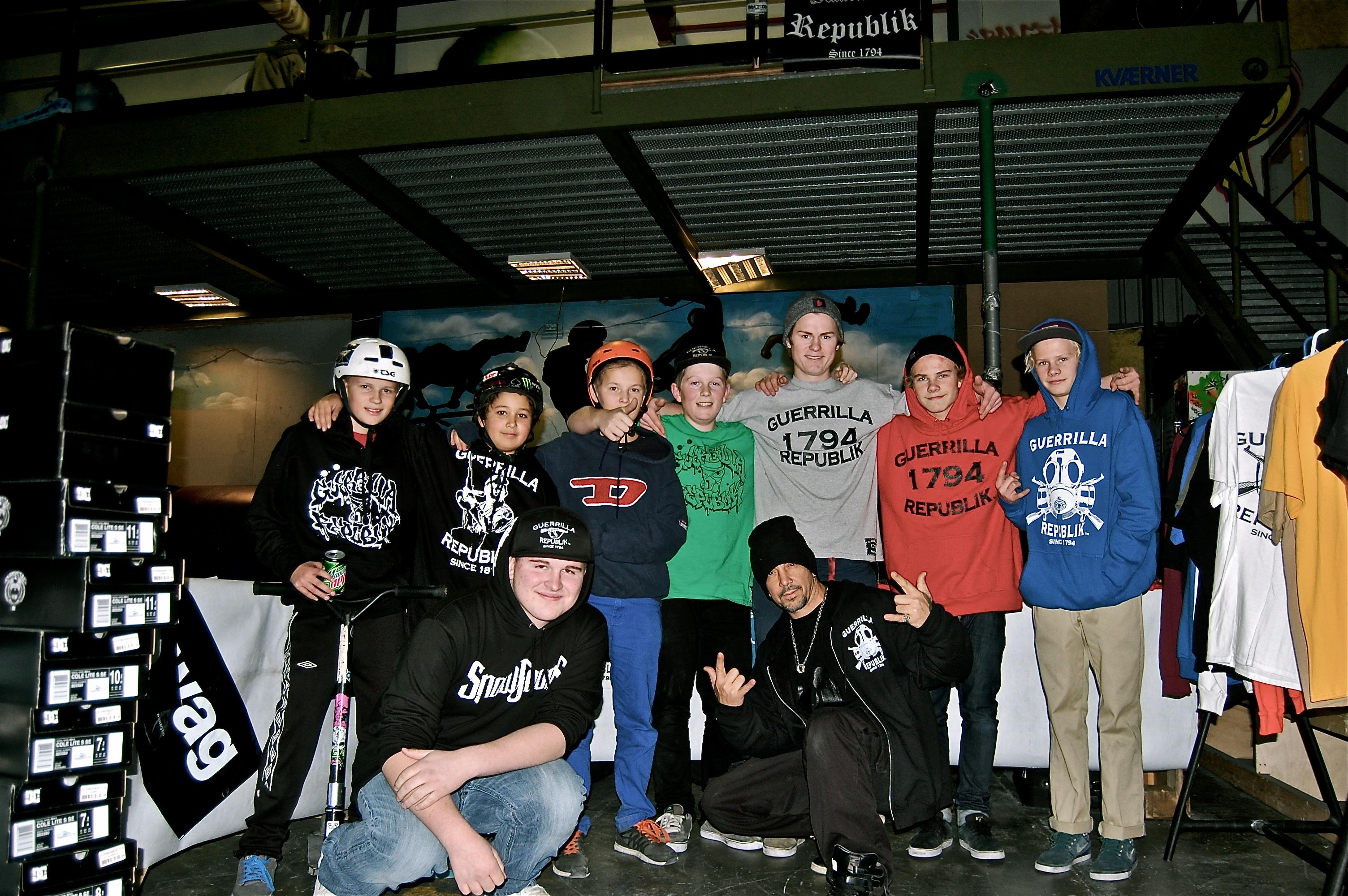 Vision Skate Park